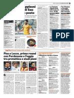 La Gazzetta dello Sport 21-05-2016 - Calcio Lega Pro