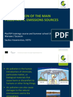 Air Pollutants, Their Types and Classification 3