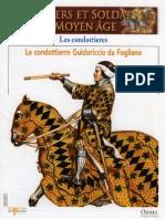 Osprey - Delprado - Chevaliers Et Soldats Du Moyen Age - 007 - Les Condottieres