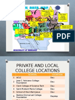 Private School- Shs Implementation Plan Mabalacat