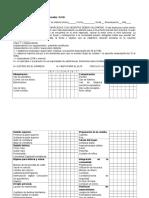 Evaluación de Las Destrezas Funcionales AVD