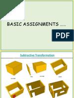 Basic Assignment