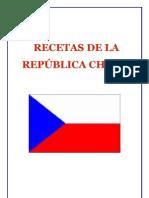 Recetas de la República Checa
