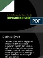 Hipovolemic Shock 2014
