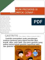 preskrip gastritis