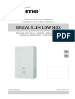 6318157 -Brava Slim Low Nox Inst