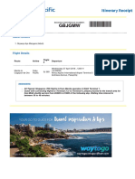 Itinerary_PDF - SKyway