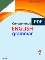 Comprehensive Grammar Grade 2