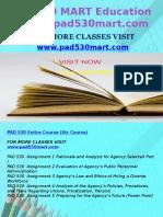PAD 530 MART Education Expert/pad530mart.com