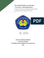 Tahapan Proses Pembuatan Keramik PT Satyaraya Kermaindoindah