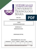 Assignment CTU151 Sistem Ekonomi Islam 2