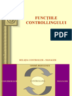 Functiile Controller Ului