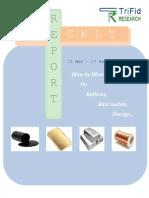 Premium Weekly Commodity Market Tips