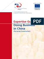 Expertise Guide Asia - Doing Business in China