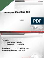 238539709 Configure IPasolink400