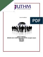 Template Rancangan Perniagaan Feb 2016