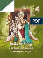 Tradicionalna odeca zlatiborskog kraja