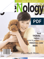 Greenology Magazine - May 2010
