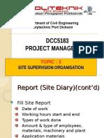 DCC 5183 CHAP  3