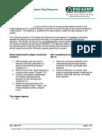 Second Order Systtem Sttep Response.pdf