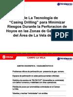 Casing Drilling Petrocumarebo