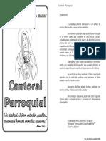 Cantoral Coelemu