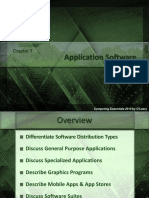 Lecture 7 - Application Software