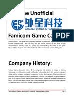 Waixing Game Guide