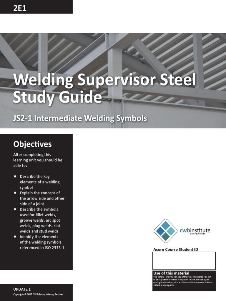 Wss welding symbols study guide lf welding nondestructive testing biocorpaavc Gallery