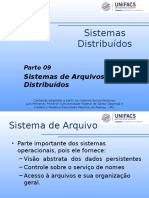 SD09 - Sistemas de Arquivos Distribuídos.ppt