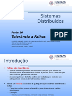 SD10 - Tolerância a Falhas.ppt