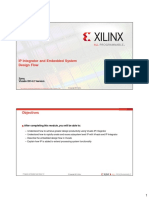 Vivado IPI and Embedded System Design