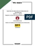 Actividades Inaugurales MADTI12 2015 2