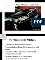 Mercedes Benz Key Facts