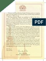 Iskcon Vrindavan Guidebook