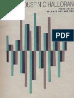 Dustin O'Halloran - Piano Solos Volume 1 and 2.pdf