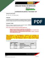 BITM2357 Procedimiento de Recarga de Suspensión