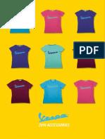 Accessories Vespa 2016