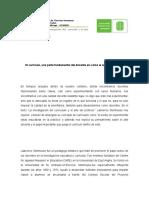 Reseña Diseño - Oscar Duarte