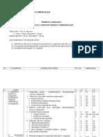 Planificare Urgente Medico-chirurgicale