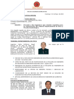 Oficio 029-2016( Presentación de Cantidatos Para Tribunal Departamental y Fiscalia Deontologica)