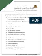 Hand Book- VI Sem - 2015-16