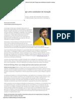 Richard van der Laken_ Design como catalizador de inovação e mudança