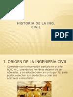 Historia de la Ingeniería Civil