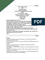 Livro Terapia Metabolica B-17