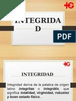 Integridad