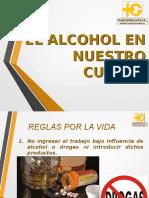 Alcohol en Nuestro Cuerpo
