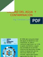 1. Calidad del agua, afluentes líquidos y contaminación.pptx