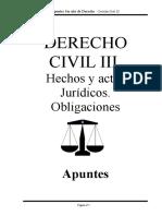 Hechos y Actos Juridicos