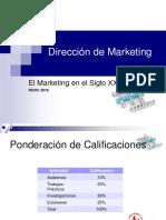 Direccion de Marketing UTB
